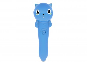 OEM Professional Customize Magic Recording Pen Baby Learning oid Talking Pen with Audiobooks Teaching Aids for Kindergarten