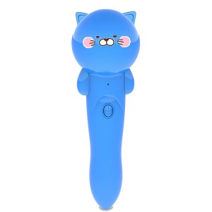 Cute animal music toy learning English talking pen