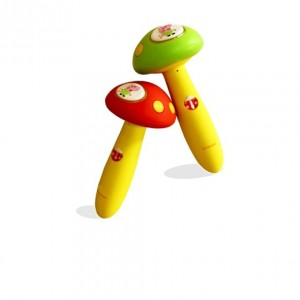 mushroom customized master learning pen