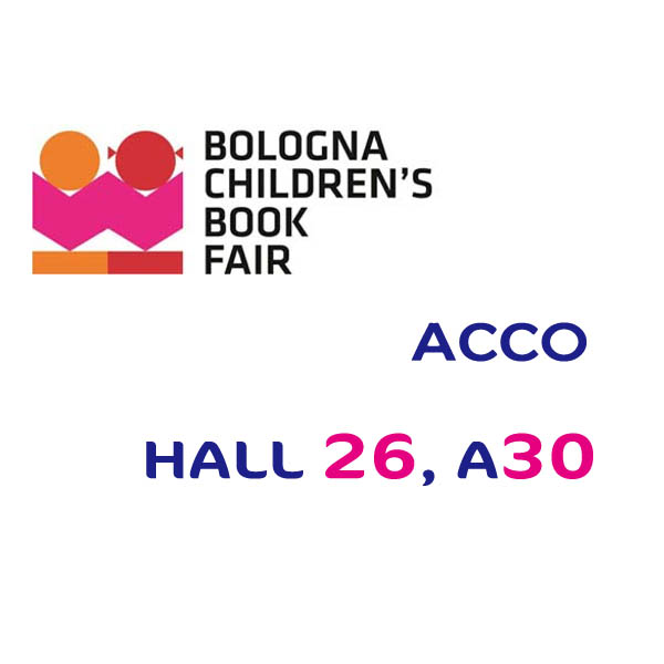 ACCO TECH Exhibit on Bologna Children's Book Fair (Italy), April. 1-14, 2019