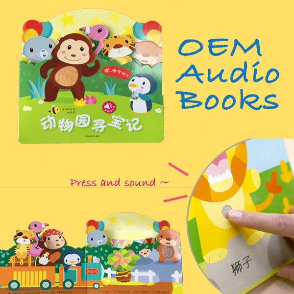 Customized Audio Books for children Featured Image