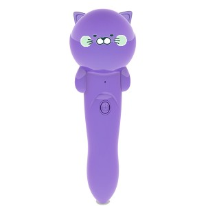 Smart funny talking speaker for kids purple