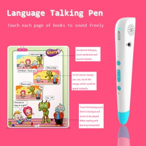 I'd Rather Be Reading under books sound, language reading pen