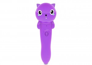 Baby Interactive Learning Toy ABS Material Talking Pen Book Cartoon DIY Educational Toy Read Pen for Kids