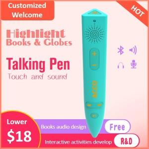 2020 Custom Talking Pen, Electronic reading pen,OID pen