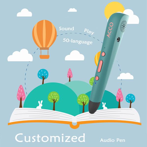 Children Sound Bookreading Pen