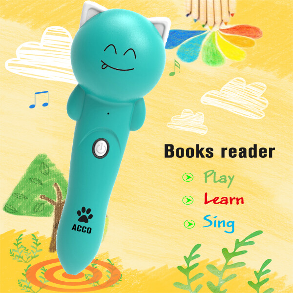 Language Learning Reading Pen