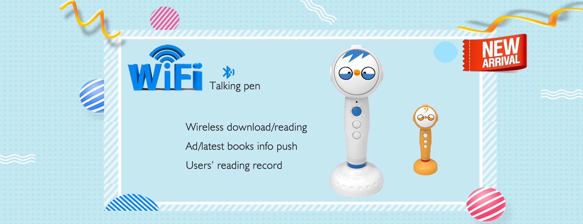 wifi taling pen